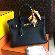 Hermès Birkin 35 cm Togo Leather Gold Hardware