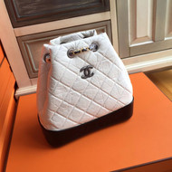 CHANEL'S GABRIELLE BACKPACK Black/White