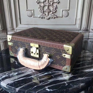 Louis Vuitton Monogram Jewellery Case, Trunk M47120