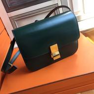 Celine MEDIUM CLASSIC BAG IN BOX CALFSKIN AMAZON