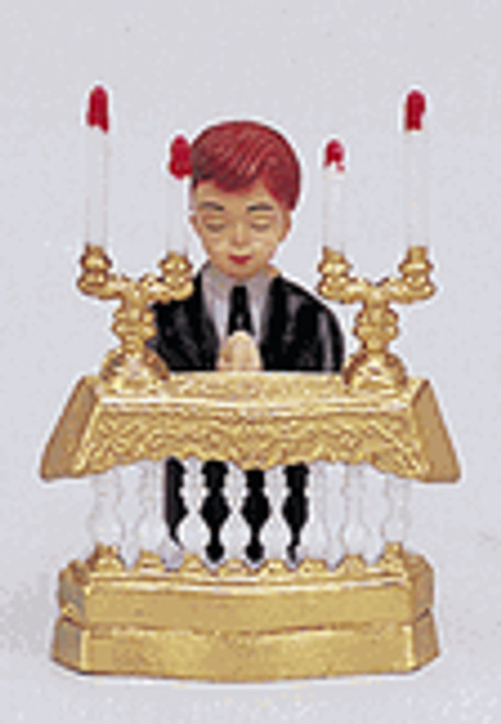 "3.5"" Candle Altar Boy Figurines - Pack of 96 Count"