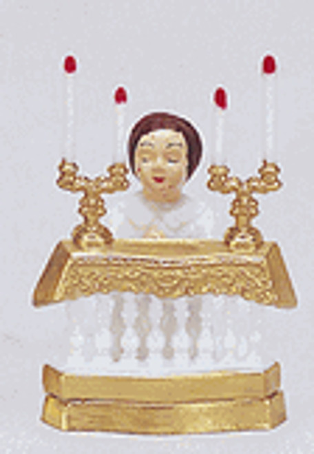 "3.5"" Candle Altar Girl Figurines - Pack of 96 Count"