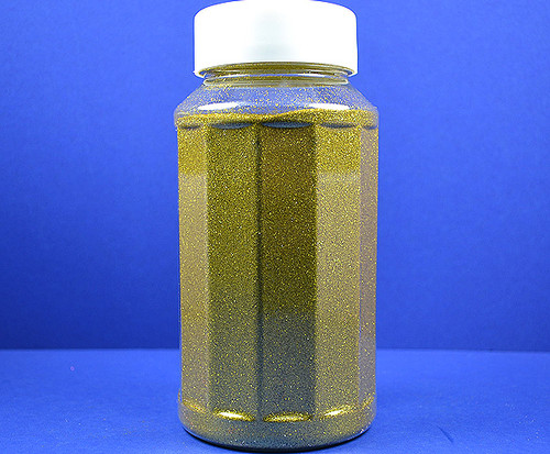 Olive Craft Glitter - 4 Bottles of Craft Glitter (56 Ounces)