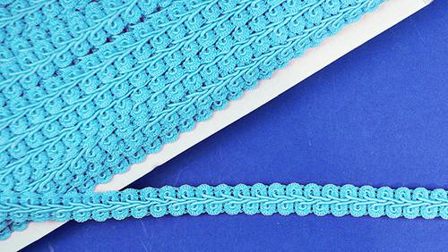 """1/2"""" x 15 Yards Light Blue Gimp Braid - 5 Packs Gimp Braid Trim"""