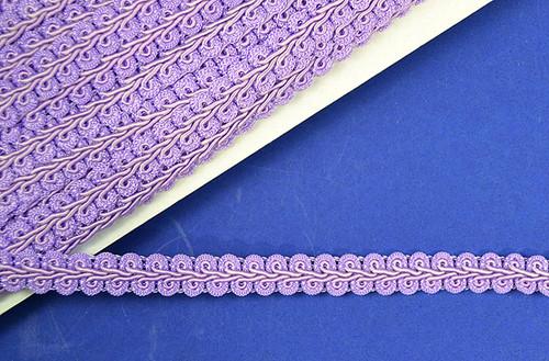 """1/2"""" x 15 Yards Lavender Gimp Braid - 5 Packs Gimp Braid Trim"""
