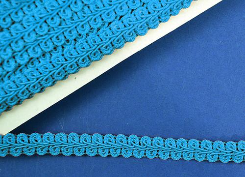 """1/2"""" x 15 Yards Turquoise Gimp Braid - 5 Packs Gimp Braid Trim"""