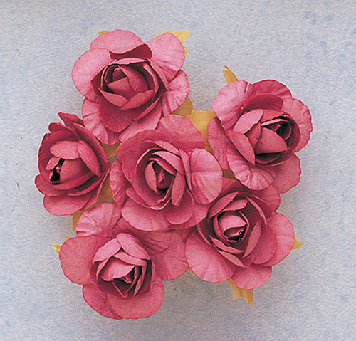 Flowers mulberry paper flowers 2 craft paper roses for Cb flowers and crafts