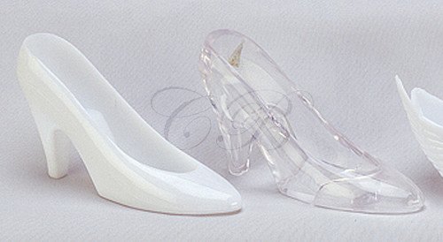 "2"" Cinderella Slipper Fillable Favor Shoes - Pack of 144 Count"