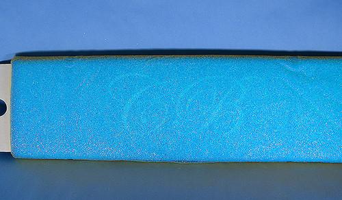 "54""x10 yards (30FT) Turquoise Glitter Tulle Bolt"