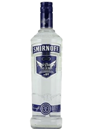 SMIRNOFF VODKA 100 PROOF (750 ML)