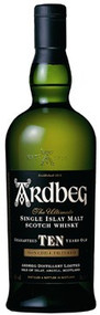 ARDBEG 10 YEAR OLD SINGLE MALT (750 ML)