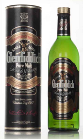 GLENFIDDICH PURE MALT - 1990S (750ML)