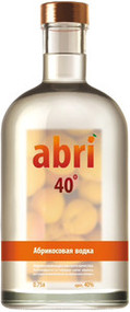 ABRI BRANDY APRICOT ARMENIA 750ML