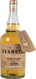 DEANSTON 12 YR OLD SINGLE MALT (750 ML)