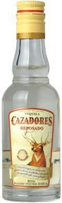 CAZADORES TEQUILA REPOSADO (50 ML)