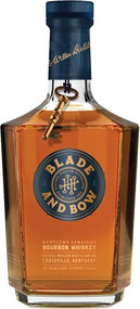 BLADE AND BOW STRAIGHT BOURBON (750 ML)
