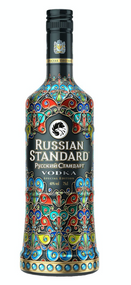 RUSSIAN STANDARD VODKA CLOISONNíŠ EDITION 750ML