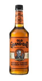 OLD GRAND-DAD BOURBON 750ML