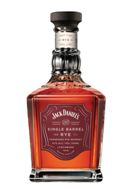 JACK DANIELS SINGLE BRL RYE (750 ML)