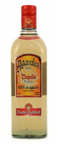 AGAVALES TEQUILA GOLD 750ML
