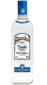 AGAVALES BLANCO TEQUILA (750 ML)