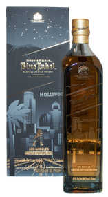 JOHNNIE WALKER BLUE LABEL HOLLYWOOD LOS ANGELES LIMITED EDITION 750ML