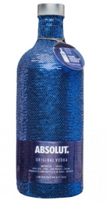 ABSOLUT  LIMITED EDITION SEQUIN (750ML)