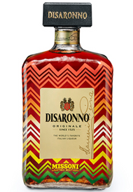 DISARONNO WEARS MISSONI LIMITED EDITION 750ML