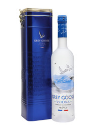 GREY GOOSE VODKA IN FLOUR TIN