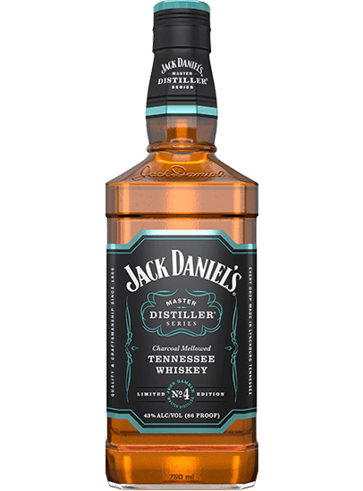 Jack Daniel's Master Distillers Series No. 4 (750ml)