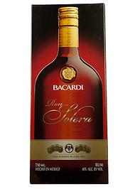 Bacardi Solera 750ml