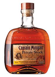 Captain Morgan's Private Stock 750ml