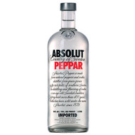 Absolut Peppar Vodka 750ml