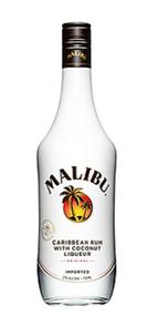 Malibu Coconut Rum 750ml