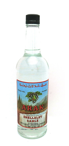 Shellelet Arak 750ml