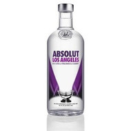 Absolut Vodka Los Angeles 750 ML