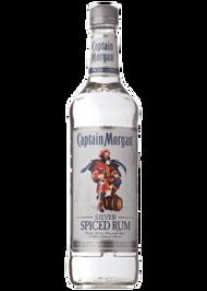 Captain Morgan's Silver Spiced Rum 750ml