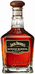 Jack Daniels Single Barrel Whiskey 750ml