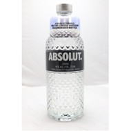Absolut Vodka Lightpad Base Lighted Bottle 750ml