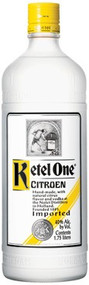 KETEL ONE CITROEN VODKA (1.75 LTR)