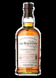 Balvenie 14 Yr Caribbean Cask 750 mL