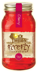 Firefly Moonshine Cherry 750ml