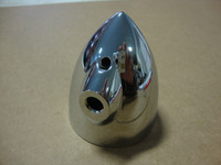 Front and/or Rear Turnsignal Housing (w/ built in stanchion mount) - CHROME