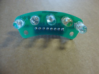 2003 CHOPPER LED ANUNCIATOR BOARD (CURVED 8 PIN)