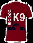 Big Dog Motorcycles K-9 T-Shirt - Large