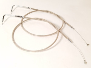 Throttle Cable Set - K-9 / Ridgeback