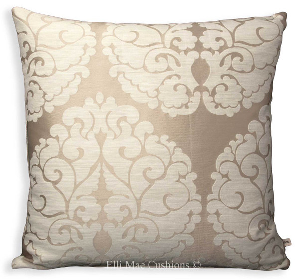 Throw Pillows For Taupe Couch : Prestigious Designer Cushion Cover Octavia Linen 20