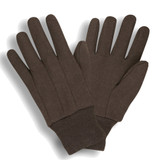 1400PXL STANDARD WEIGHT  BROWN JERSEY  CLUTE CUT  KNIT WRIST  XL Cordova Safety Products