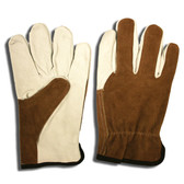 8239M GRAIN DRIVER  SPLIT BROWN BACK  UNLINED  KEYSTONE THUMB Cordova Safety Products