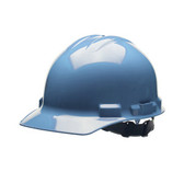 H24R5 DUO™ BLUE CAP-STYLE HELMET  4-POINT RATCHET SUSPENSION Cordova Safety Products